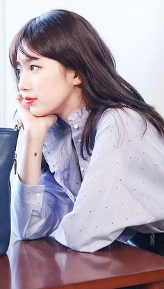 Suzy Drama, Korean Actresses, Asian Actors, Miss A Suzy, Bae Suzy, Light Hair, Korean Celebrities, Korean Model, Korean Beauty