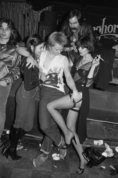 baby Paul Cook Sex Pistols