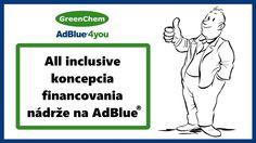 AdBlue Tankovací systém od GreenChem Slovakia