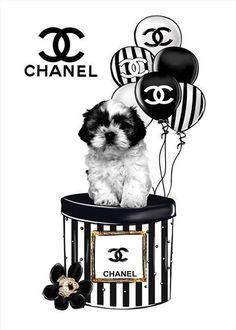 Art Chanel, Chanel Wall Art, Chanel Decor, Chanel Print, Chanel Wallpapers, Cute Wallpapers, Home Bild, Pop Art, Mode Poster