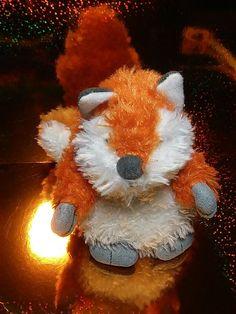 Target Circo Fox Orange White Black Plush Stuffed Animal