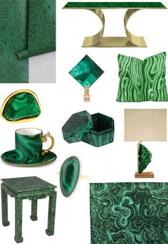 interior design malachite Marvellous Malachite