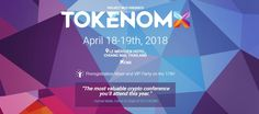 Kachingcoins announces the proud Gold sponsorship at TokenOMX - A Top Blockchain Conference in Thailand. Place: Chaiang Mai, Thailand Dates: 17-19 April  #kaching #kachingcoins #kachingcoin #ico #preicosale #blockchain #blockchain #crypto #cryptocurrency  #ether #ethereum #KAC