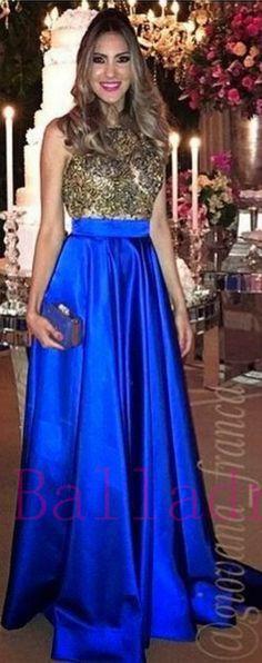 Royal Blue Prom Dresses,Royal Blue