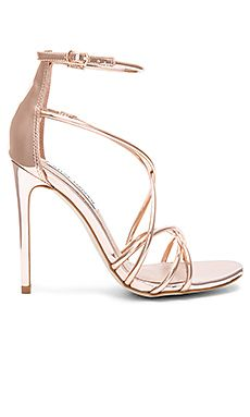 Shop for Steve Madden Satire Heel in Rose Gold at REVOLVE. Free day  shipping and returns, 30 day price match guarantee.