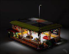 Bumper car fun with Danila Martyakhin | The Brothers Brick | LEGO Blog