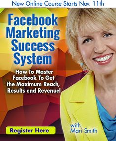 Mari Smith is a top social media influencer. Marketing Goals, Social Media Marketing, Facebook Marketing, Internet Marketing, Online Social Networks, Top Social Media, Keynote Speakers, Social Media Influencer, News Online
