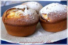 Muffinki z białym serem