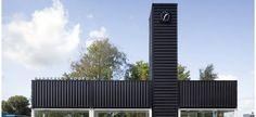 15 sorprendentes estructuras creadas a partir de contenedores - Arquitectura Ideal