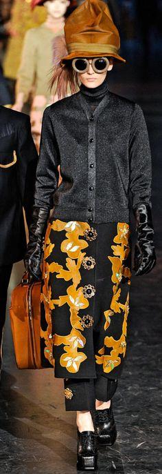 Louis Vuitton Fall/Winter 2012