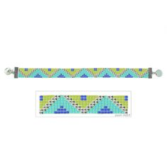 Stitch 2, Peyote Stitch, Mendoza, Loom Beading, Bracelet Patterns, Seed Beads, Creations, Jewels, Bracelets