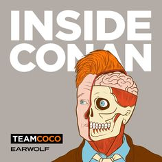 Listen to Inside Conan: An Important Hollywood Podcast episodes free, on demand. - Listen to Inside Conan: An Important Hollywood Podcast episodes free, on demand…. – Listen to - Interview, Conan O Brien, Starting A Podcast, Graphic Design Tutorials, Design Ideas, Concert, Cover Art, Cover Design, Hollywood