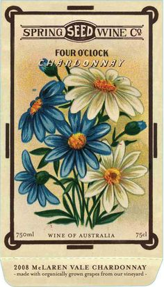 Images For > Vintage Sunflower Seed Packets