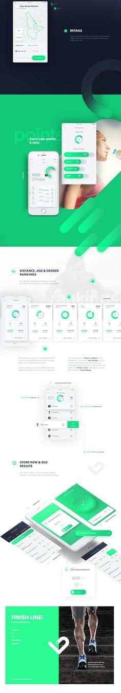 LigaBiegowa App