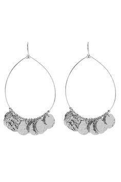 Amrita Singh - Elidh Earrings in Silver