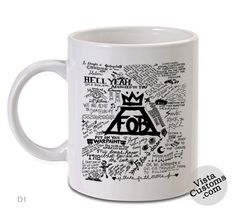 Fall Out Boys, Coffee mug coffee, Mug tea, Design for mug, Ceramic, Awesome, Good, Amazing