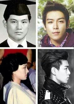 top looks like his mom choi seung hyun top