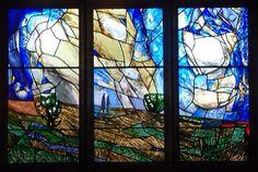Tom Denny window detail
