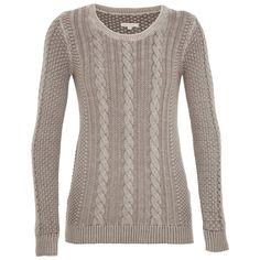 Old Khaki Runi l/s Pullover (Lds)