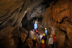 Venture Out #caving trip to local #caves.