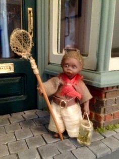 Little Black boy possibly Jane Davies!