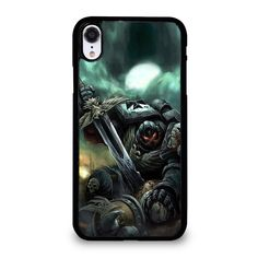 WARHAMMER BLACK TEMPLAR iPhone XR Case - Best Custom Phone Cover Cool Personalized Design – Favocase Mobile Phones Online, Ipod Touch 6th Generation, Ipod Touch 6 Cases, Electronic Deals, Mobile Covers, Black And White Colour, Iphone 7, Samsung Galaxy, Galaxy S7