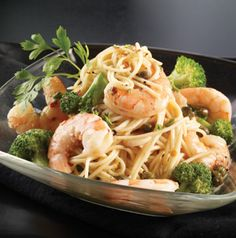 Yes, it's true, Shrimp and Broccoli Pasta with Mustard-Caper Sauce sounds fancy-schmancy, but it's easy-peasy to make. It's company worthy too!