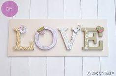 Resultado de imagen para love letras