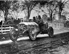 Vanderbilt Cup Races - Blog - Starting Lineup: 1908 Motor Parkway Sweepstakes