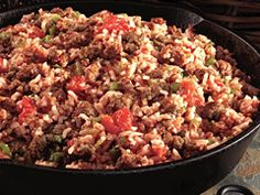 Sausage-Rice Creole. (Spicy) Made this tonight using 20oz Rotel instead of diced tomatoes. This is a keeper!