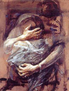 Abrazo de Safet Zec