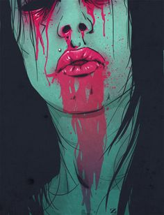 zombie art