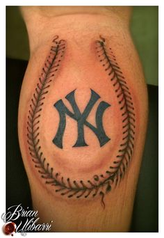 awesome new york yankees tattoo body art pinterest tattoo tatting and body art. Black Bedroom Furniture Sets. Home Design Ideas