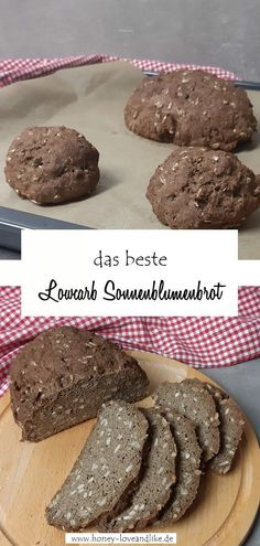 Heute gibt es eines meiner Lieblingsbrote, das Lowcarb Sonnenblumenbrot mit Sonnenblumenkernen und Skyr.  #Fitness #abnehmen #Proteinbombe #Lowcarb #Lowcarbbrot #fitnessküche #Skyr Low Carb High Fat, 1200 Calories, Keto For Beginners, Keto Meal Plan, Low Carb Recipes, Meal Planning, Good Food, Turkey, Nutrition