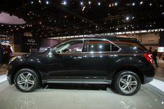 2017 Chevrolet Equinox LT Exterior