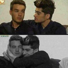"Liam: ""Zayn, can I have a hug?"""