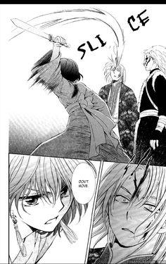 Akatsuki no Yona  Yona's badass!