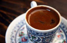 Café turco.