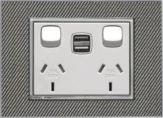 USB Powerpoints Usb, Dreams, Kitchen, Home Decor, Cuisine, Kitchens, Interior Design, Home Interior Design, Stove