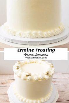 Wedding Cake Frosting, Best Buttercream Frosting, Cake Frosting Recipe, Whipped Frosting, Frosting Recipes, Ermine Buttercream Recipe, Best Butter Cream Frosting Recipe, White Icing Recipe For Cake, Italian Buttercream
