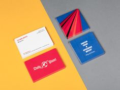 These Business Cards go like hotcakes. They leave pockets faster than a speeding bullet!