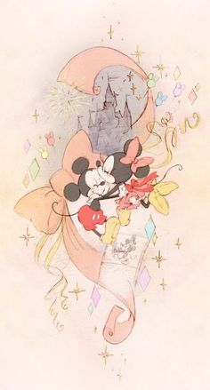 68 Ideas For Wallpaper Phone Disney Love Mickey Mouse Disney Magic, Disney Pixar, Disney Fan Art, Disney Dream, Disney E Dreamworks, Disney Animation, Disney Love, Disney Mickey, Walt Disney