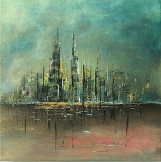 The Old Town by Tracey Unwin