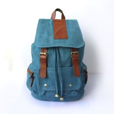 Vintage Canvas Hiking Travel bag rucksack Backpacks Messenger laptop Bag Bookbag buytra http://www.amazon.com/dp/B00IAGDY90/ref=cm_sw_r_pi_dp_d6-Vtb1DAN79TACS