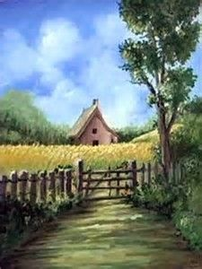 Image result for Acrylic Painting Ideas For Beginners Landscape