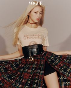 Vogue Korea, Kpop Girl Groups, Kpop Girls, Kpop Mode, Vogue Magazine, Kpop Fashion, Fashion Outfits, New Girl, Girls Generation