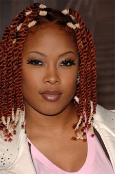 Shawntae Harris, better known by her stage name Da Brat, is an American rapper and actress. Her debut album, Funkdafied, sold one million copies, making her the first female rapper to have a platinum-selling album