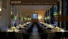 www.luxurylocationflorence.com Zero, Web Design, Table Decorations, Wedding, Furniture, Home Decor, Valentines Day Weddings, Design Web, Decoration Home
