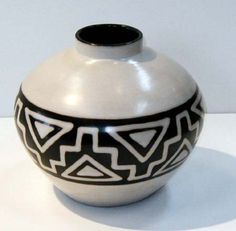 Santana Pottery - Inca Cast - Lovely House