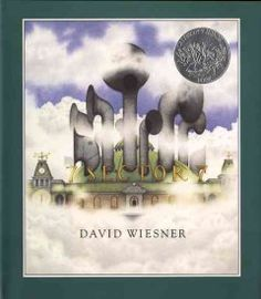 Sector 7 by David Wiesner -  clouds